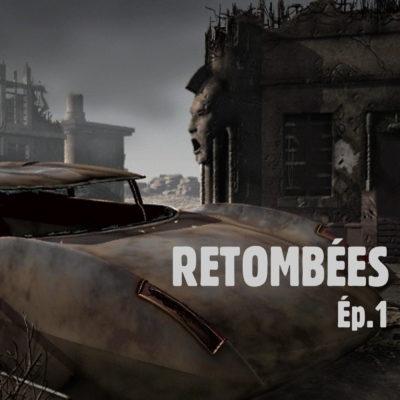 PQD2P / S01E01 – Retombées – Le wasteland